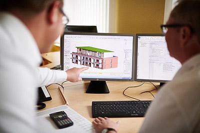 Hausbau Planung Service